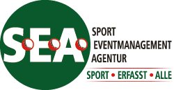 S.E.A. SPORT EVENTMANAGEMENT AGENTUR Logo
