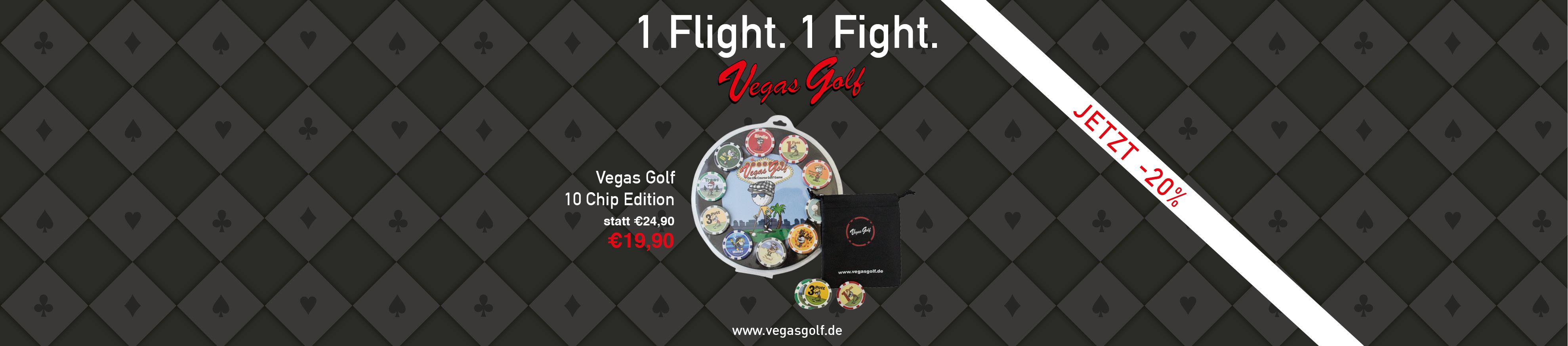 Vegas Golf - Das Nr.1 Spiel für den Golfplatz